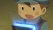Luke mit dem leuchtenden Historia Labyrinthia