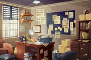 Alfendis Büro