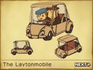Laytonmobile Concept