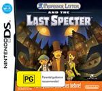 Professor Layton Last Spector Asutralian Box Art