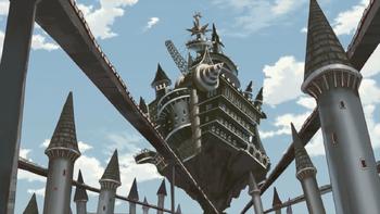 Descoles Burg