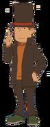 LMDA Layton Character Artwork 2