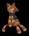 Nr.11 gestreiftes Katzenspielzeug