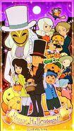 Happy Halloween!!- Miracle Mask