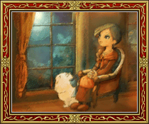 Professor Layton and the Curious Village - Violet Painting