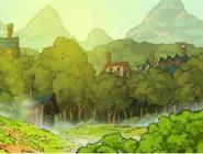 Misthallery Landscape 1
