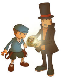 NDS Professor Layton and Pandora s Box Layton Luke chr01