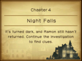Chapter 4: Night Falls