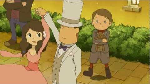 【PV】『レイトン教授と奇跡の仮面プラス』