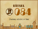 Chelmey sticht in See