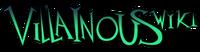 Villainous Wiki Logo