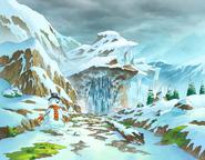Eishöhle Eingang