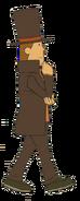 Ewige Diva Layton Character Art