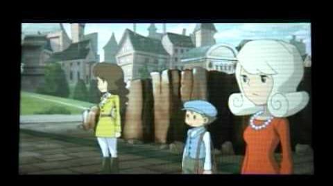 Layton Kyouju to Kiseki no Kamen - Video 36 Translated