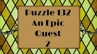 Professor Layton and the Azran Legacy - Puzzle 132 An Epic Quest 2
