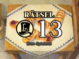 Brot-Spielerei