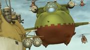 Targents Luftflotte