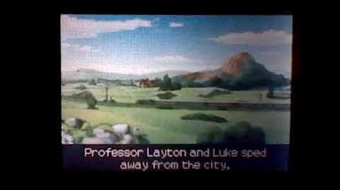 Professor Layton and Pandora's Box the Diabolical Box - Cutscene 5 (UK Version)