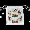 Layton Mystery Tanteisha Drawstring Bag