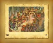 Folsense skizze