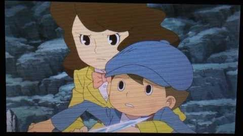 Professor Layton and the Azran Legacy Cutscene 22 (US Version)