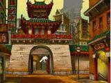 Temple du Dragon
