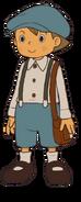 Luke Triton 10 Jahre Character Artwork
