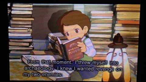 Professor Layton and the Azran Legacy Descole's Identity Revealed (US Version)