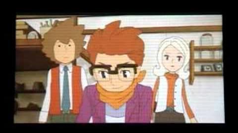 Layton Kyouju to Kiseki no Kamen - Video 9 Translated