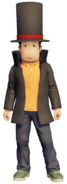 Professor Layton Everybody's Golf