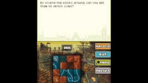 Professor Layton and the Unwound Future Puzzle 133