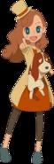 Katrielle LMDA Character Artwork 2
