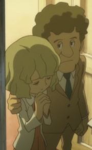 Ninas Eltern
