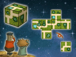 LS145 Planet Cube Professor Layton Wiki FANDOM powered by Wikia