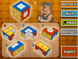 Tricolor Cube