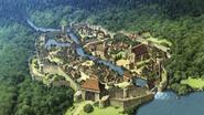 Labyrinth City Konzept