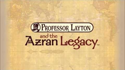 Professor Layton and the Azran Legacy - Soundtrack - Hoogland