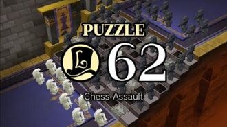 Puzzle Solution Puzzle 62 - Chess Assault (Professor Layton vs Phoenix Wright Ace Attorney)