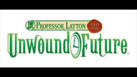 Professor Layton & the Unwound Future - Theme of the Last Time Travel (Live Version)