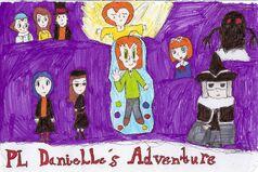 Danielle's adventure title