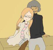 Archie pendrake and lisa adamson by thegoldenladybug-d7hadml