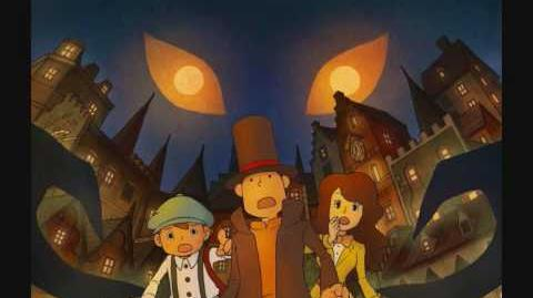 Professor Layton and the Specter's Flute OST Theme Of The Last Battle