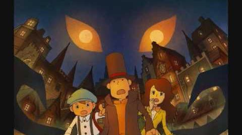 Professor Layton and the Specter's Flute Theme -LIVE-