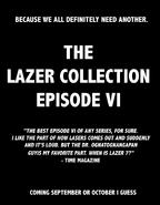 LazerCollectionVIPoster