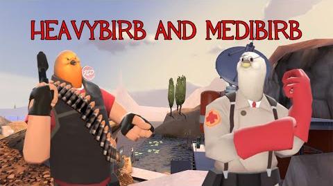 A TF2 Heavy and Medic Bird Documentary