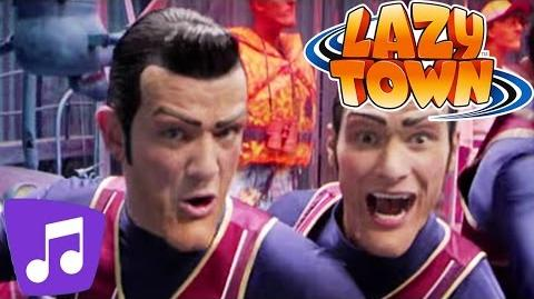LazyTown We Are Number One Music Video Kids Karaoke