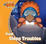Nick Jr. LazyTown - Pixel Sleep Troubles Book