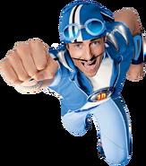 Nick Jr. LazyTown Sportacus 5