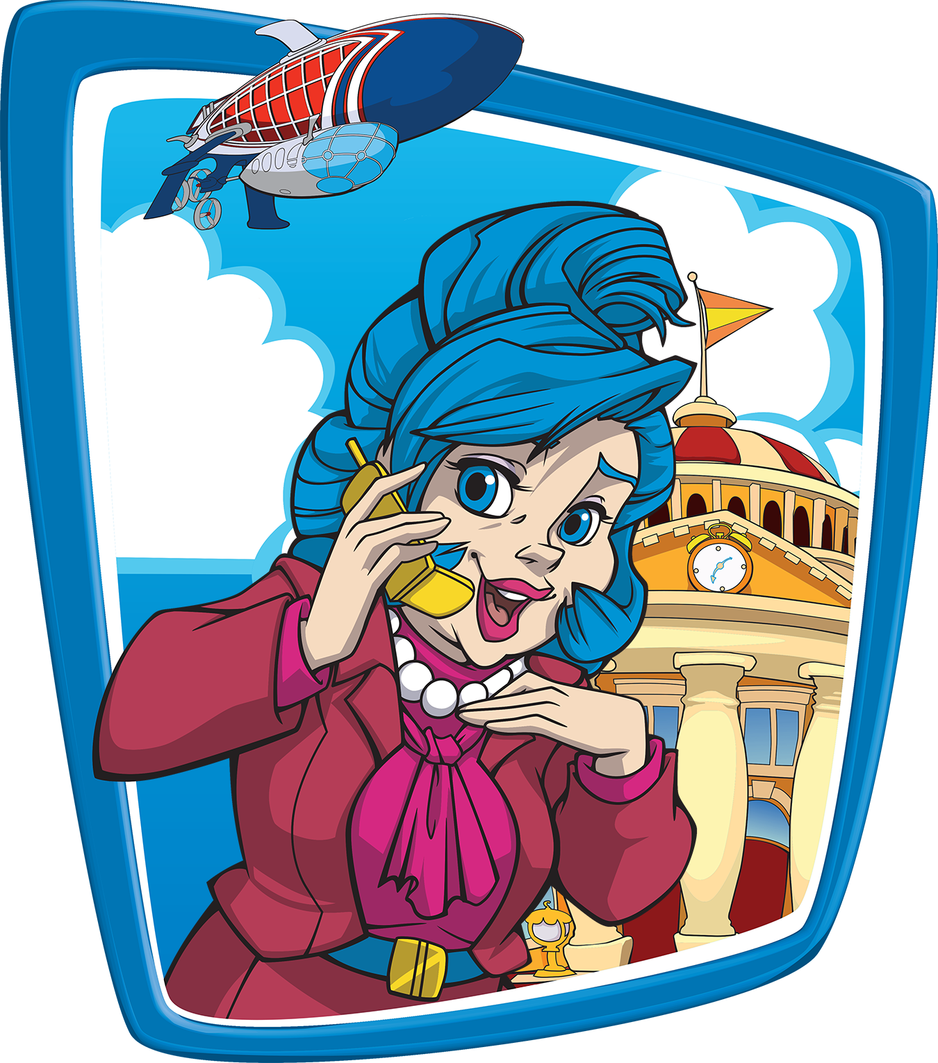 Image - Nick Jr. LazyTown Navigation Bessie Busybody.png ...