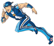 Nick Jr. LazyTown Sportacus Illustrated 1